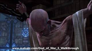 God of War III Walkthrough - Daedalus HD