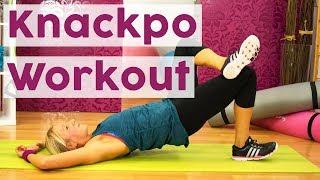 Hallöchen Popöchen: Das beste Workout für einen knackigen Po