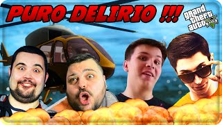 GTA 5 Online Puro Delirio W Anima CiccioGamer89 Klaus