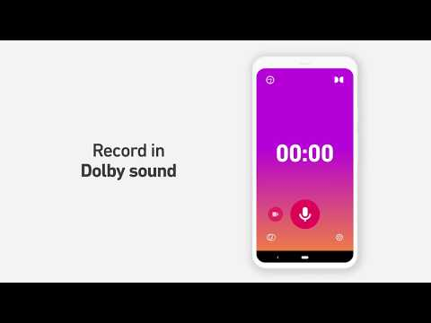 Dolby On for Android: One Tap for Amazing Recording Quality