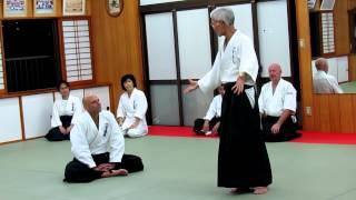 Yamaguchi-sensei demonstration 3