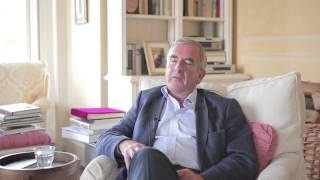 Robert Harris on his novels