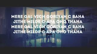 A Kay- Hanju Digde (Video Song Lyrics) | feat Saanvi Dhiman | Western Penduz | Latest Punjabi Songs