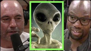 "Joe Asks Rich Benoit ""Do You Think We've Been Contacted by Aliens?"""