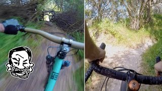Demo Bikes, Orange P7 First Ride, MTB trails in Tampa - Riding with Seth EP7