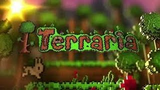The Beggining of the Great Adventures | Terraria #1 (No Commentary)