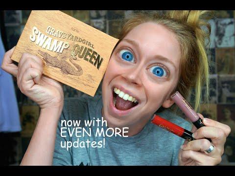 Even More Swamp Queen Palette Updates Sephora