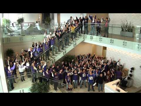 SKOL Chant at work Olympus Corporation of America