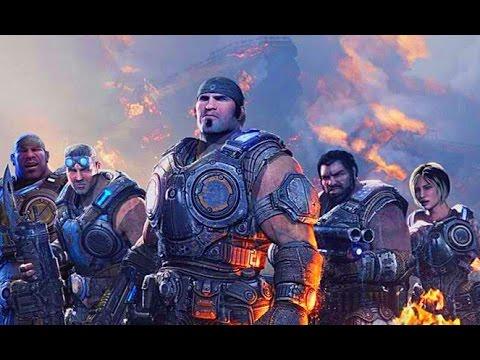 Gears of War 3 Ultimate Game Movie (All Cutscenes)