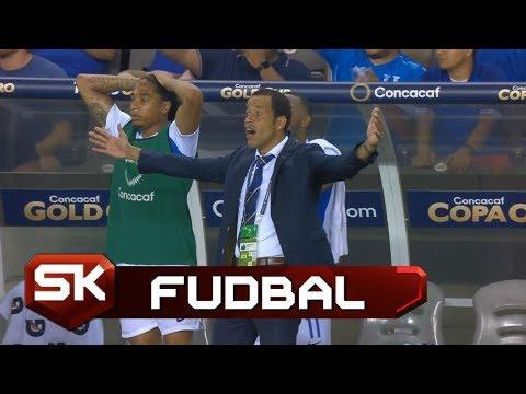 Selektor nije Mogao da Veruje šta je Njegov Igrač Promašio | Kurasao - Honduras | SPORT KLUB FUDBAL