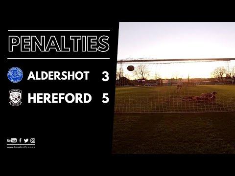 Aldershot Hereford Goals And Highlights