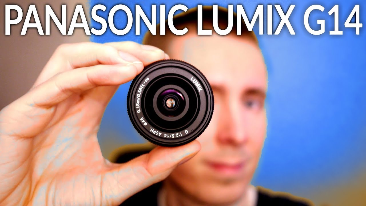 33a88cf1ade Review Panasonic Lumix G 14mm lens MFT and flickr images - YouTube