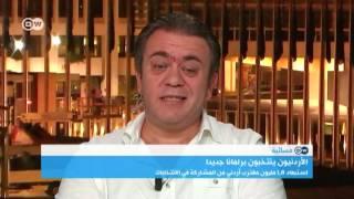 مالك العثامنة: الإخوان في الأردن خبراء في إعلان الشعارت