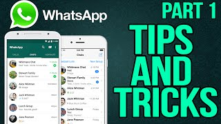 5 Best Whatsapp Tips And Tricks That Everybody Should Know 2016