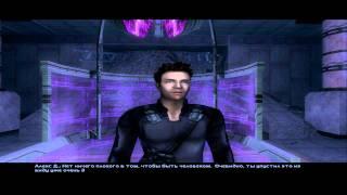 Прохождение одиночной кампании Deus Ex Invisible War с живым комментарием В конце возникли проблемы со звуком