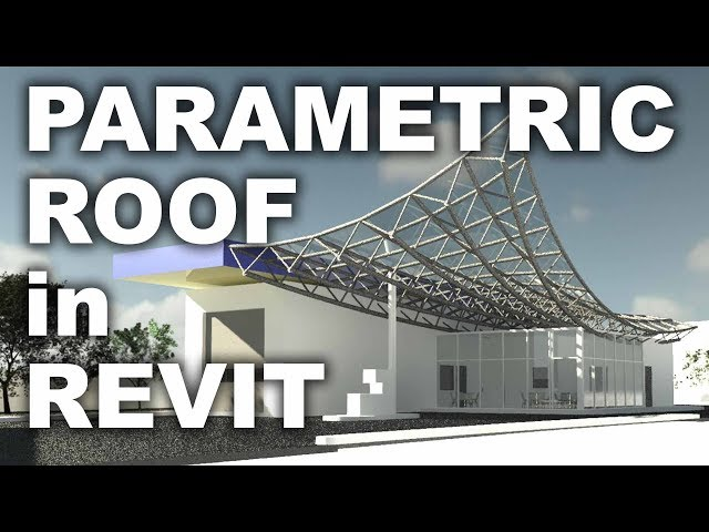 Parametric Roof in Revit Tutorial