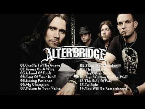 Alter Bridge Greatest Hits 2017