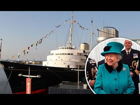 MPs call for new lottery to fund new Royal Yacht Britannia to 'showcase' UK after Brexit