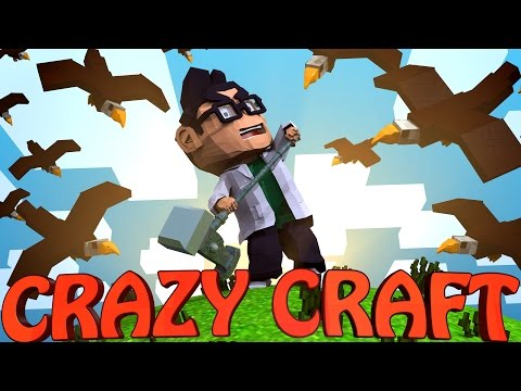"Minecraft | Crazy Craft 3.0 - Ep 1 ""CRAZY CARROT FOUNDATIONS!"""