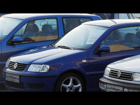 VW-Dieselskandal: Keine Entschädigung Für Vollständig Abgenutzte Autos