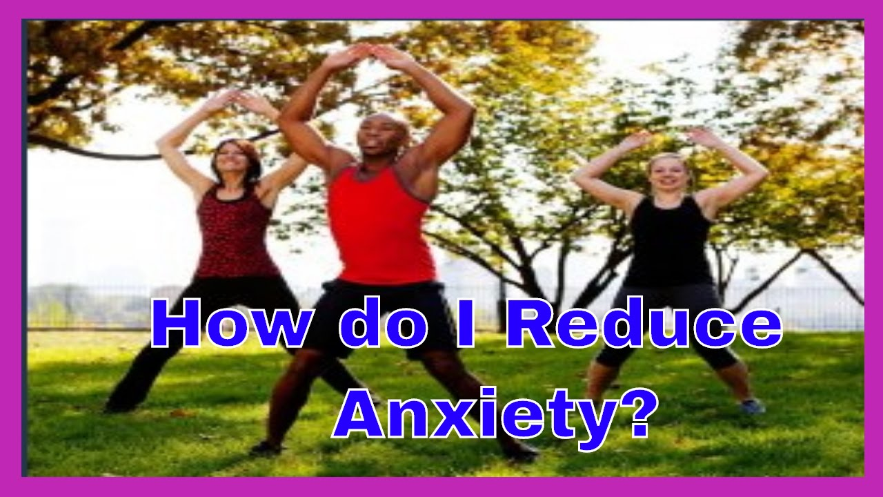 how to stop anxiety naturally