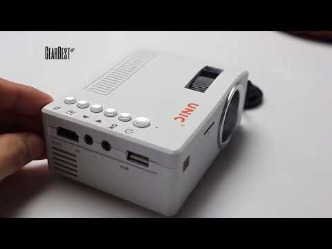 ad1fa3194fb8ac UC18 Projector Full Video   Mini Projector Price In Bangladesh - YouTube