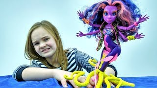 Игрушки для девочек Дисней - Моана в поисках жемчуга
