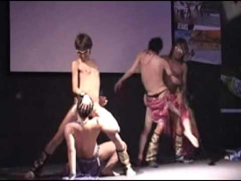 GOGOBOYショー~K-Ci&GUY●神戸LGBTIQプライドマーチL.T.mini04