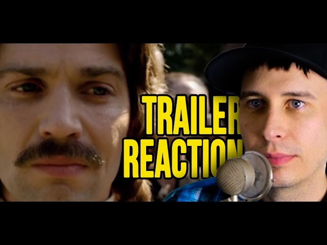 The Case for Christ | Trailer Reaction