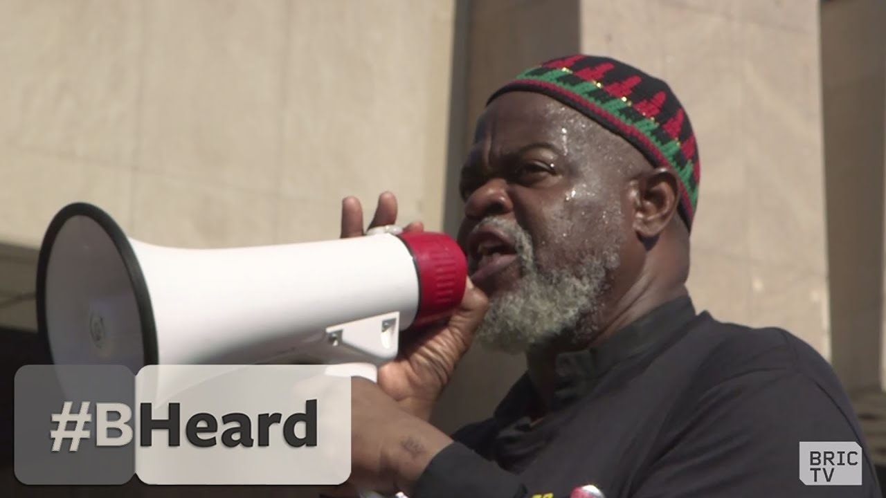 Imam of Harlem: On Being Black & Muslim in America | #BHeard