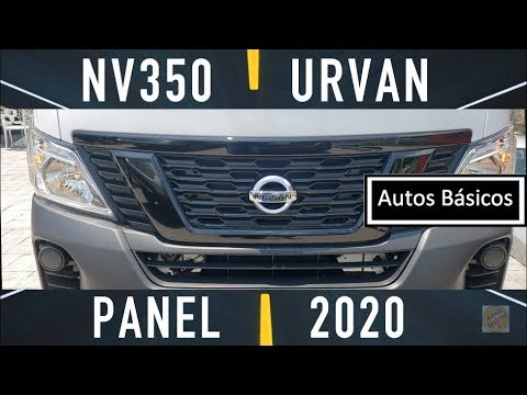 Nissan NV350 Urvan 2020