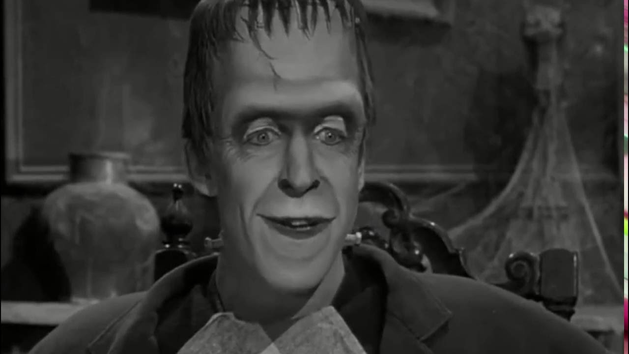 Herman Munster Life Lesson Youtube