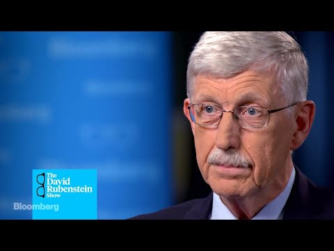 The David Rubenstein Show: Francis Collins