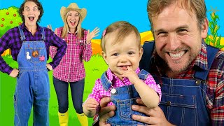 The Farmer in the Dell - Kids Nursery Rhymes
