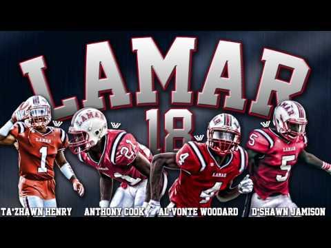 Lamar TOO LIT 🔥🔥🔥 | Ta'zhawn Henry, Al'vonte Woodard, D'Shawn Jamison, Anthony Cook