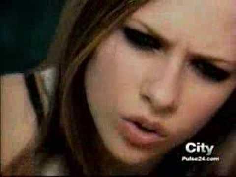 Old Rare Avril Lavigne Interview 2002-Let Go