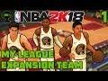 NBA 2K18 My League Ep 1 Expansion Team Expansion Draft Realistic NBA 2K18 My League Expansion mp3