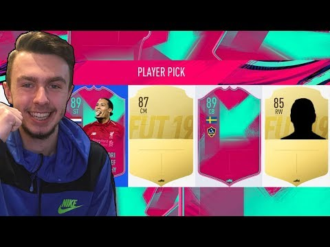 FUT BIRTHDAY PLAYER PICKS - FIFA 19 PACK OPENING thumbnail
