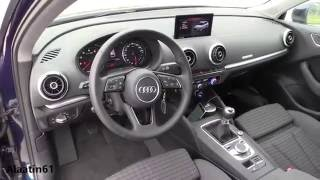 audi a3 2017 start up pov drive in depth review interior exterior