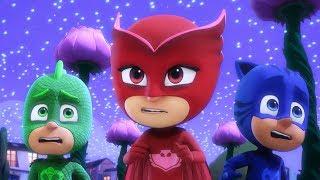 Герои в масках | Алетт и лунный цветок | Нарезка из целых эпизодов | мультики для детей
