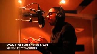 RYAN LESLIE /BLACK MOZART/ GREEN LIGHT