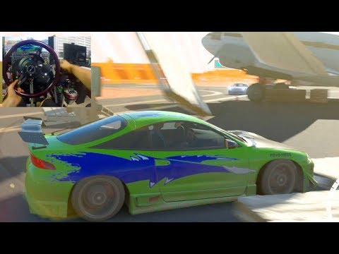 Forza Horizon 3 GoPro Fast and Furious Build - I NEED NOS!! 95 Eclipse GSX
