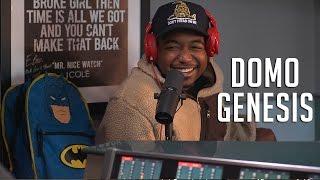 Domo Genesis discusses His New Album, Meeting Tyler & His Favorite Basketball Player that Rap