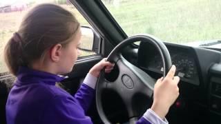 как правильно водить машину видео