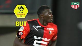 But Mbaye NIANG (44') / Stade Rennais FC - Paris Saint-Germain (2-1)  (SRFC-PARIS)/ 2019-20