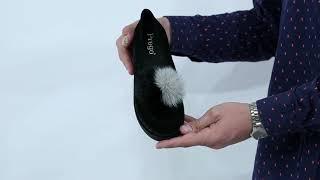 Обзор новинки от фирмы Prego - женские дл туфли на низком ходу