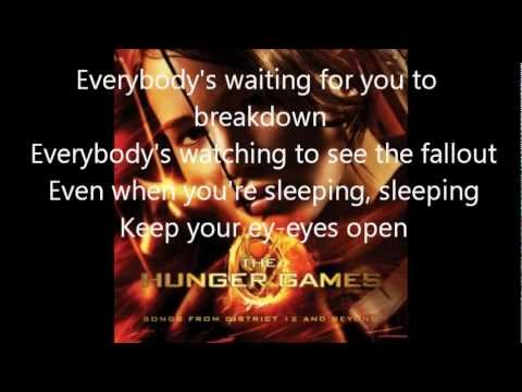 14. Eyes Open By Taylor Swift With Lyrics