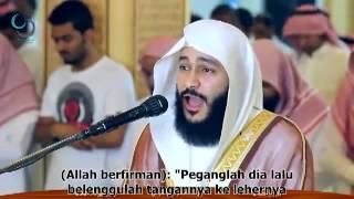 Bacaan Al Qur'an Sangat Menyentuh Hati - Surah Al-Haqqah - Syaikh Abdurrahman Al - Ausy