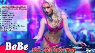 Remix Dance Club Mix 2015 - 2016, DJ House Music, Nonstop Cheri Cheri Lady
