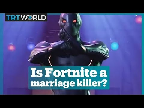 Fortnite Is Blamed For Destroying Hundreds Of Marriages